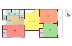 横浜市保土ケ谷区鎌谷町-3DK公寓大厦