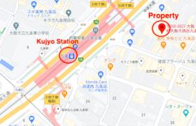 大阪市西区 九条 1K {building type}