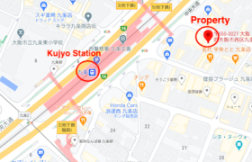 1K {building type} in Kujo - Osaka-shi Nishi-ku