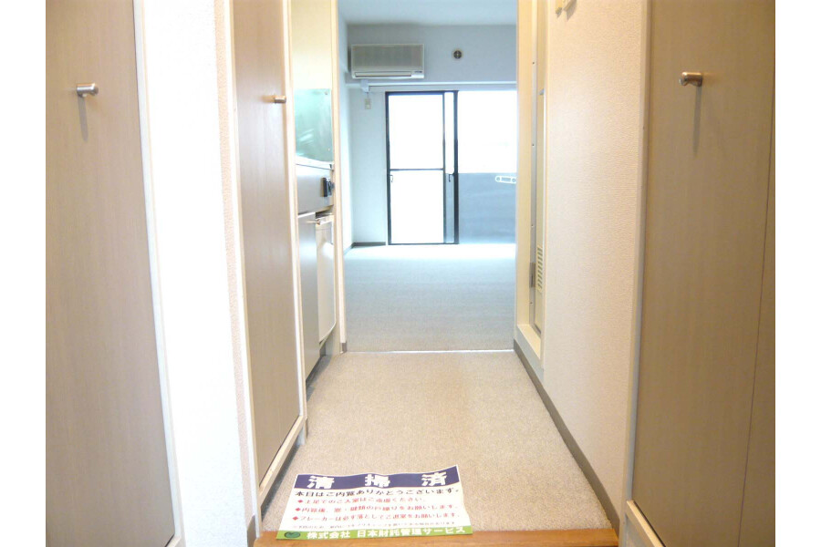 1K Apartment to Rent in Yokohama-shi Tsurumi-ku Interior